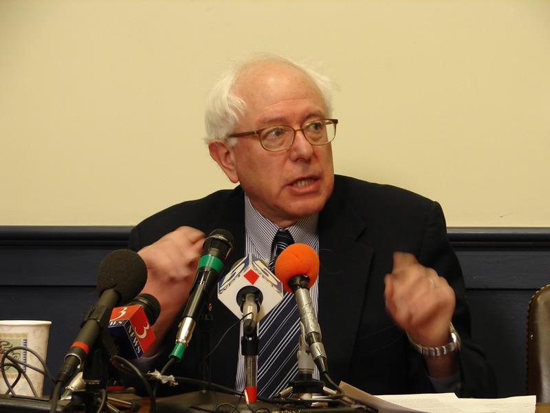 Bernie Sanders will be quick to legalize cannabis in the U.S.