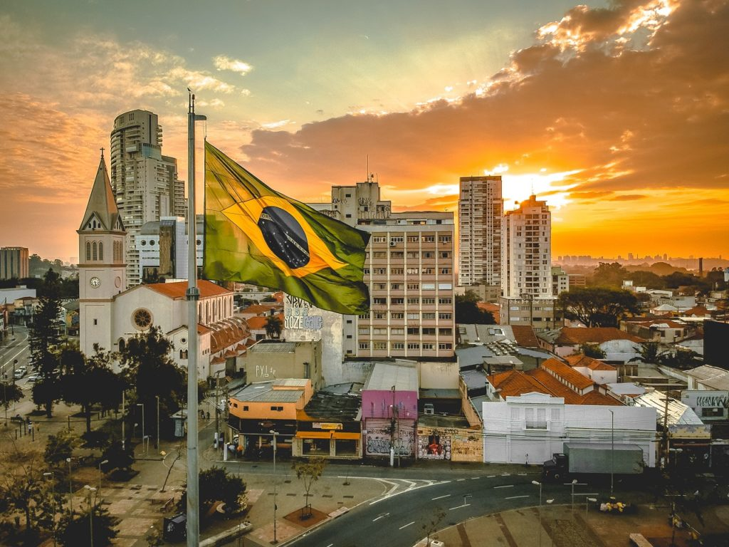 The climate is right for cannabis cultivation in Brazil