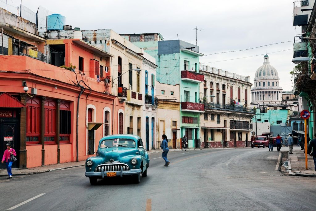 The Cuban government bans cannabis on the island