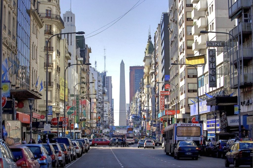 Argentina still obsessed with CBD